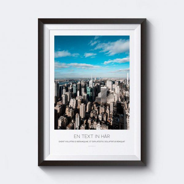 personlig-poster-new-york-egen-text